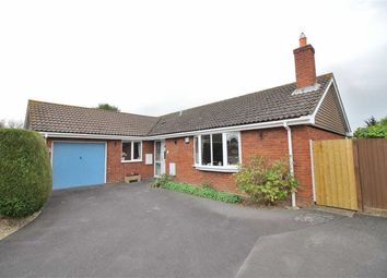 Thumbnail 3 bed detached bungalow for sale in Monkshood Close, Highcliffe, Christchurch