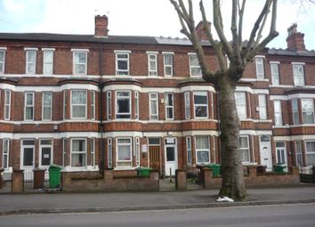Thumbnail 4 bedroom terraced house to rent in Lenton Boulevard, Lenton, Nottingham