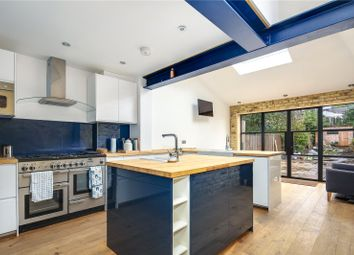 Thumbnail 4 bed terraced house to rent in Lorne Road, London