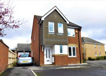 Thumbnail 3 bed detached house for sale in Joshua Close, Poole