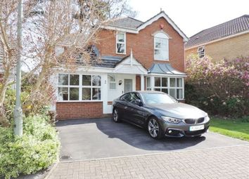 Thumbnail 4 bed detached house to rent in Heathside Park, Camberley GU15, Camberley,