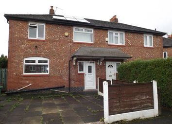 Thumbnail 3 bed semi-detached house for sale in Westdean Crescent, Manchester, Greater Manchester, Uk