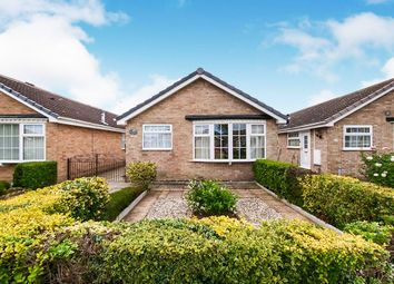 Thumbnail 2 bed detached bungalow for sale in Greenshaw Drive, Haxby, York
