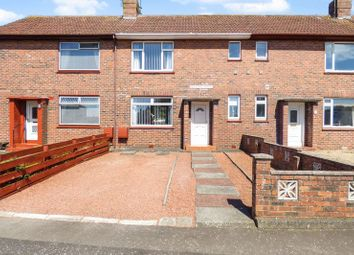 Thumbnail 2 bed terraced house for sale in Holmston Drive, Ayr