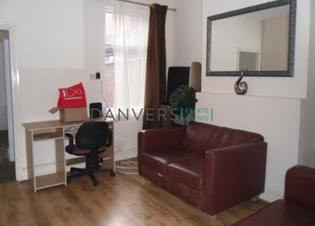 Thumbnail 2 bedroom terraced house to rent in Jarrom Street, Leicester