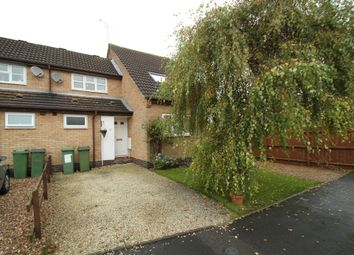 Thumbnail 1 bed terraced house to rent in Primrose Way, Kirby Muxloe, Leicester