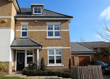Thumbnail 3 bed town house for sale in Manor Place, Kingswood, Tadworth