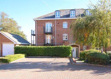 Thumbnail 2 bed flat for sale in Brockenhurst Court, Hillcroft Close, New Street, Lymington, Hampshire