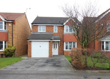 Thumbnail 4 bed detached house for sale in Chaucer Close, Billingham