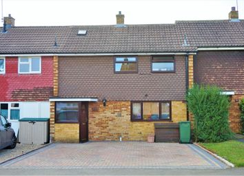 Thumbnail 3 bed terraced house for sale in Dencourt Crescent, Basildon
