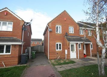 Thumbnail 3 bed property to rent in Jack Cade Way, Heathcote, Warwick