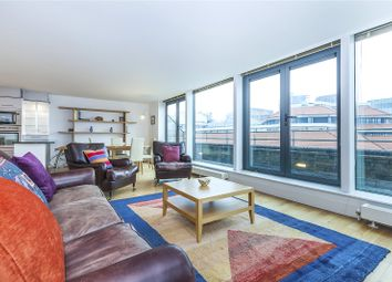 Thumbnail 2 bed flat for sale in New Globe Walk, London