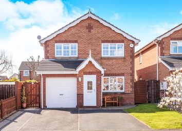 Thumbnail 3 bed detached house for sale in Coates Close, Dewsbury