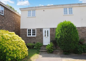 Thumbnail 3 bed semi-detached house for sale in Thornbera Road, Bishop's Stortford