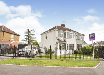 3 bed semi-detached house for sale in The Drive, Collier Row, Romford RM5