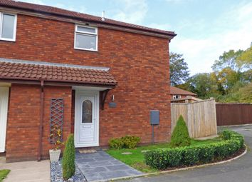 Thumbnail 2 bed end terrace house for sale in Marsh Close, Plympton, Plymouth, Devon