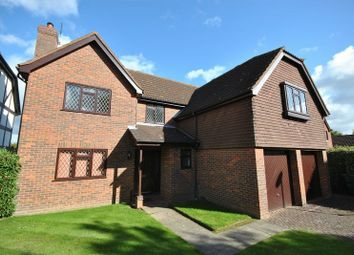 Thumbnail 5 bed detached house for sale in Broadmead Green, Thorpe End, Norwich