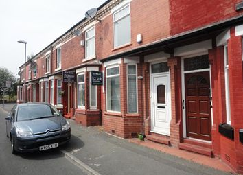 Thumbnail 4 bed property to rent in Arnside Street, Rusholme, Manchester
