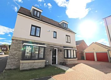 Thumbnail 5 bed detached house for sale in Spencers View, Blaydon-On-Tyne