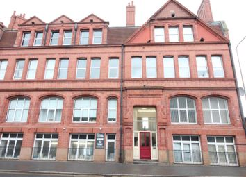 Thumbnail 2 bed flat for sale in Railway Buildings, Stanhope Street, Goole