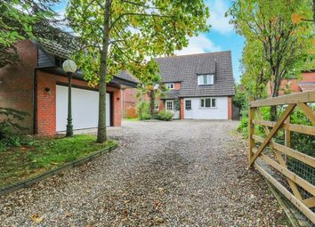 Thumbnail 5 bedroom detached house for sale in Old Buckenham, Norwich, Norfolk