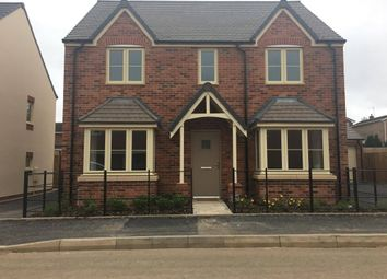 Thumbnail 1 bedroom detached house to rent in Deane Drive, Whittington