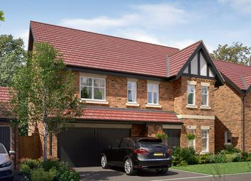 """Thumbnail 5 bed detached house for sale in """"The Cotham"""" at Wingfield Road, Alfreton"""