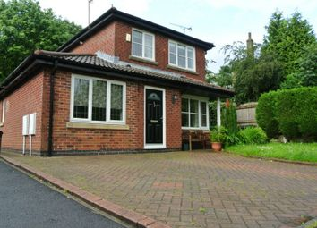 Thumbnail 4 bed detached house for sale in Hillspring Road, Oldham