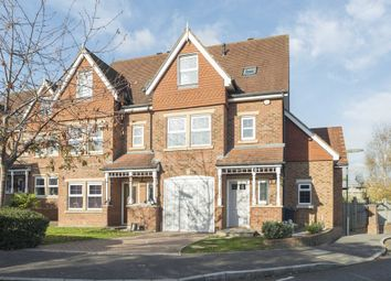 Thumbnail 4 bed end terrace house to rent in Water Mead, Chipstead, Coulsdon