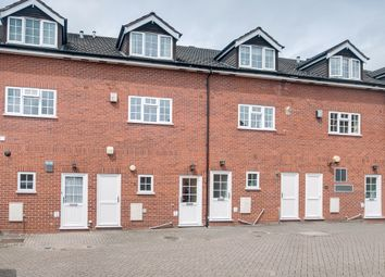 Thumbnail 2 bed terraced house for sale in Trinity Court, Stoke Road, Bromsgrove