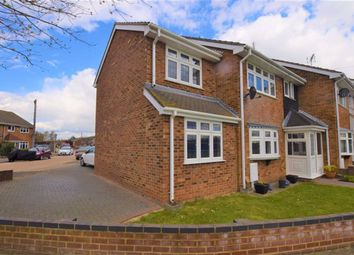 Thumbnail 3 bed end terrace house for sale in Stenning Avenue, Linford, Essex