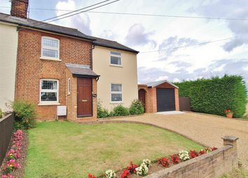 Thumbnail 3 bed semi-detached house for sale in Coggeshall Road, Kelvedon, Essex