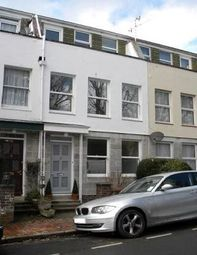 Thumbnail 4 bed terraced house to rent in Derwent Road, Eastbourne