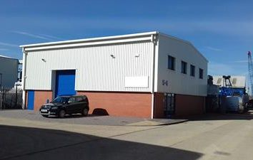 Thumbnail Light industrial to let in Unit 5/6 Vancouver Wharf, Hazel Road, Woolston, Southampton