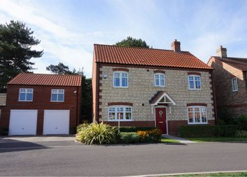4 bed detached house for sale in The Glade, New Waltham, Grimsby DN36