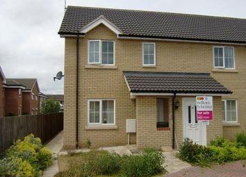 Thumbnail 2 bed flat to rent in Baldock Drive, Amberley Grange, King's Lynn