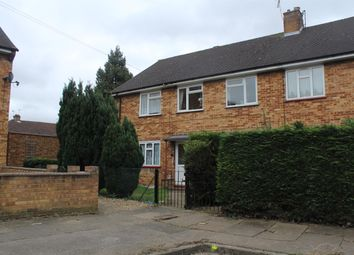 Thumbnail 2 bed maisonette for sale in Peggotty Way, Uxbridge, Middlesex