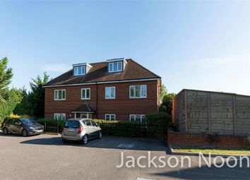 Thumbnail 1 bed flat for sale in Vernon Close, West Ewell, Epsom