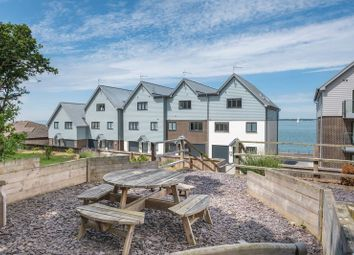 Thumbnail 4 bed town house for sale in Solent Shores, Gurnard, Isle Of Wight