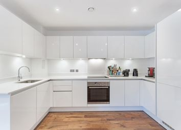 Thumbnail 3 bedroom flat to rent in Beaufort Court, West Hampstead, London