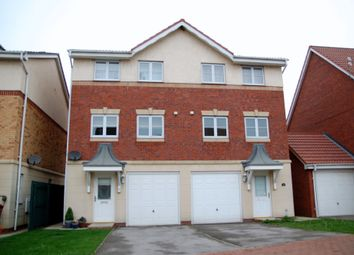 Thumbnail 3 bed semi-detached house to rent in Kingfisher Close, Scawby Brook, Brigg