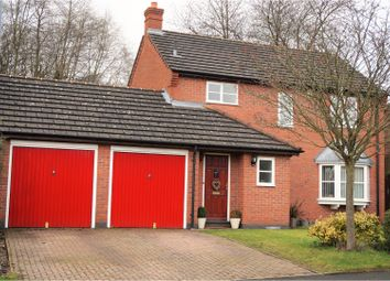 Thumbnail 3 bedroom detached house for sale in Tadorna Drive, Stirchley Telford
