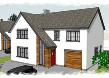 Thumbnail 4 bedroom detached house for sale in (Dwelling H) Cae'r Bont, Nebo, Llanon