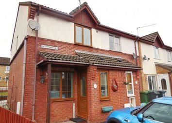 Thumbnail 2 bed semi-detached house to rent in Oakridge, Thornhill, Cardiff