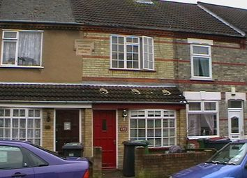 Thumbnail 3 bedroom terraced house to rent in Crown Street, Peterborough