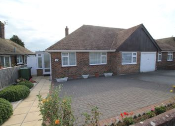 Thumbnail 3 bed bungalow for sale in Laburnum Gardens, Bexhill-On-Sea, East Sussex