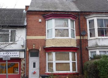 Thumbnail 4 bed property to rent in Fosse Road South, West End, Leicester