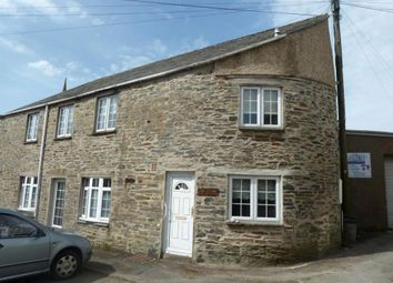 Thumbnail 2 bed flat to rent in Menheniot, Liskeard, Cornwall