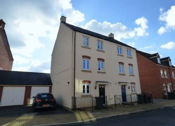 Thumbnail 4 bed semi-detached house for sale in Sapphire Way, Brockworth, Gloucester