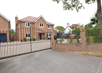 Thumbnail 5 bed detached house to rent in Guildford Road, West End, Woking
